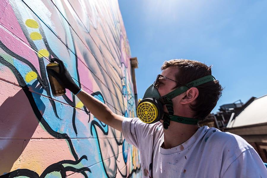 SANAA Artist Dave Court