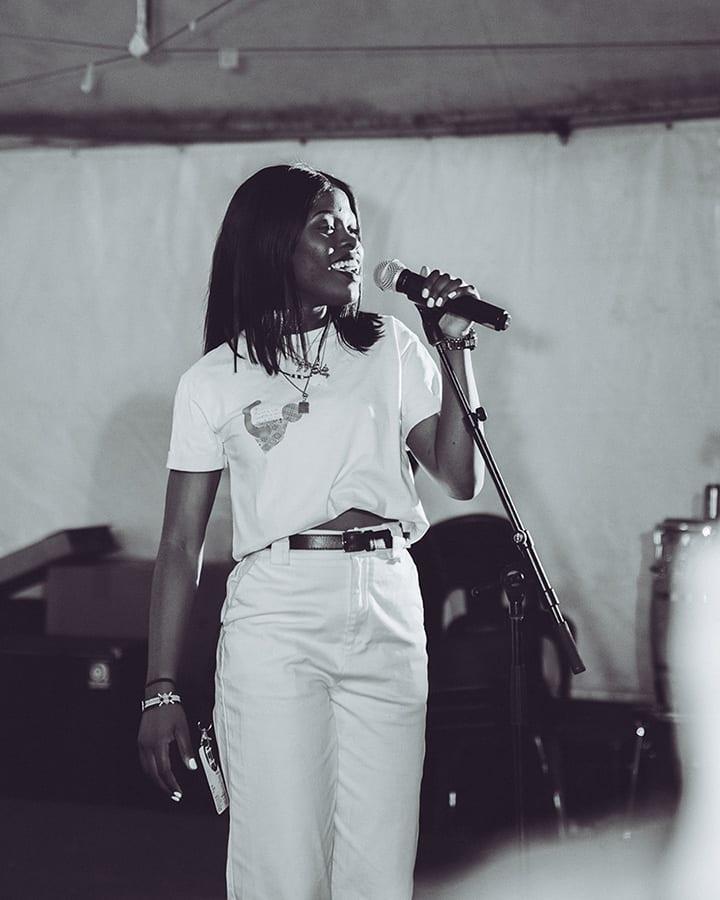 Elsy Wameyo at Sanaa Festival