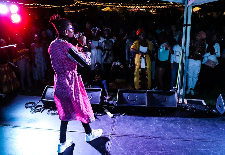 Octopizzo at Sanaa Festival