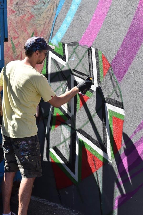 SANAA Artist Vans the Omega