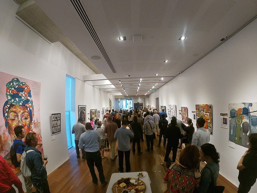 SANAA Exhibition Opening 2019