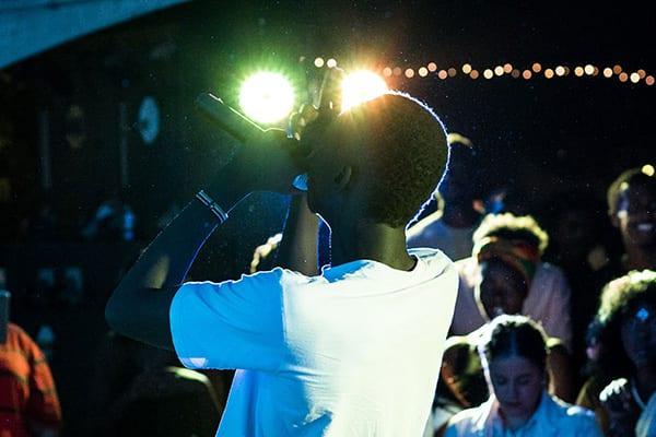Sanaa festival singing arts