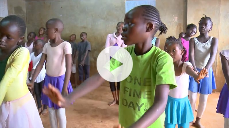 Sanaa Slum Ballet Video (full version)