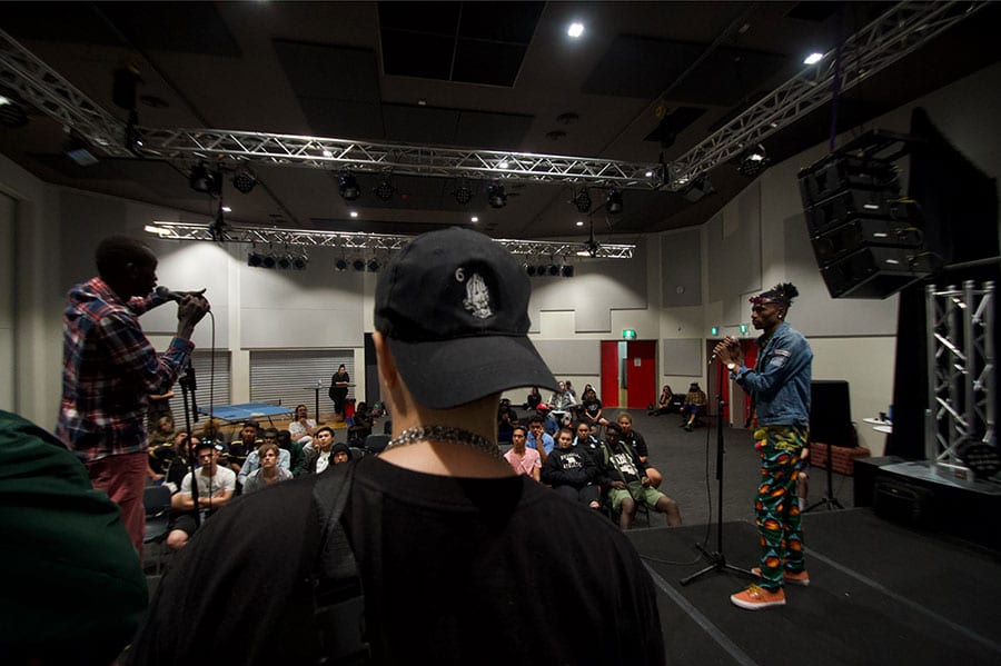 SANAA workshop with Octopizzo