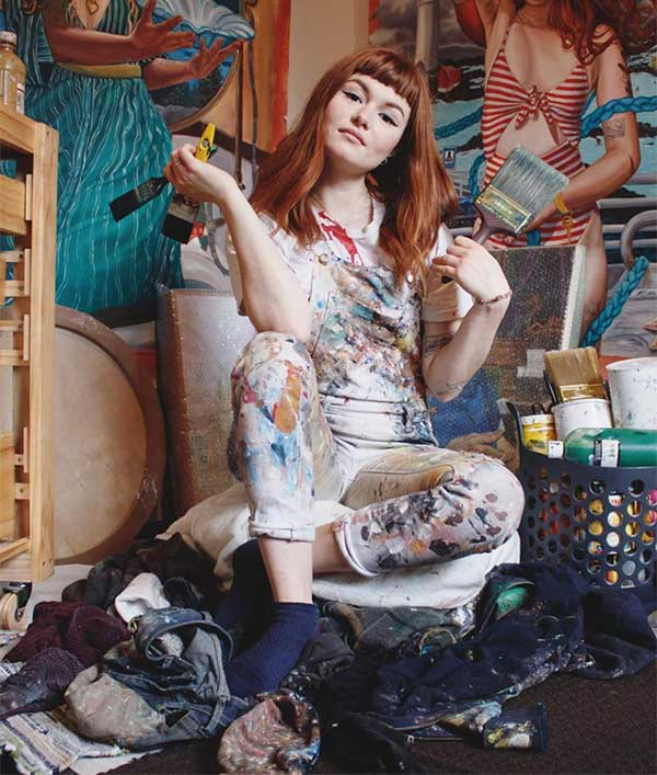 Sanaa Artist 2020 Janine Crisp