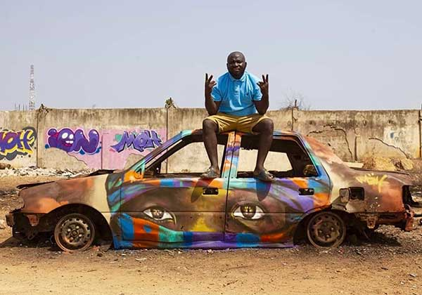 Sanaa Artist 2020 Moh Awudu