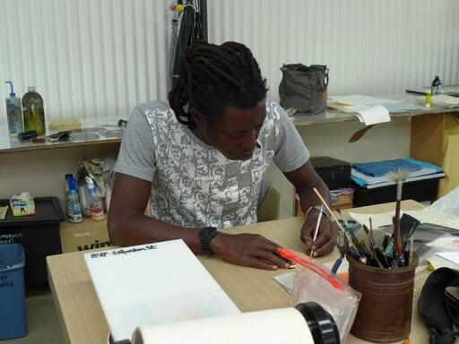 Sanaa artist residency