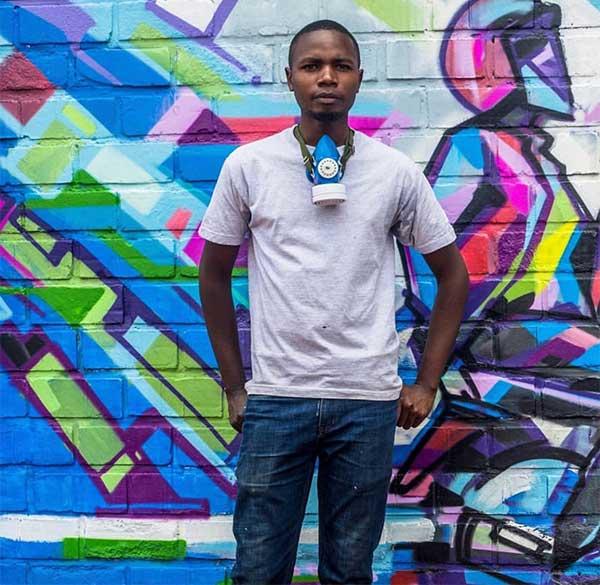 Sanaa Artist 2020 Viktart Mwangi