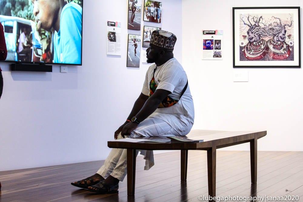 Moh Awudu, 2020 Sanaa Exhibition