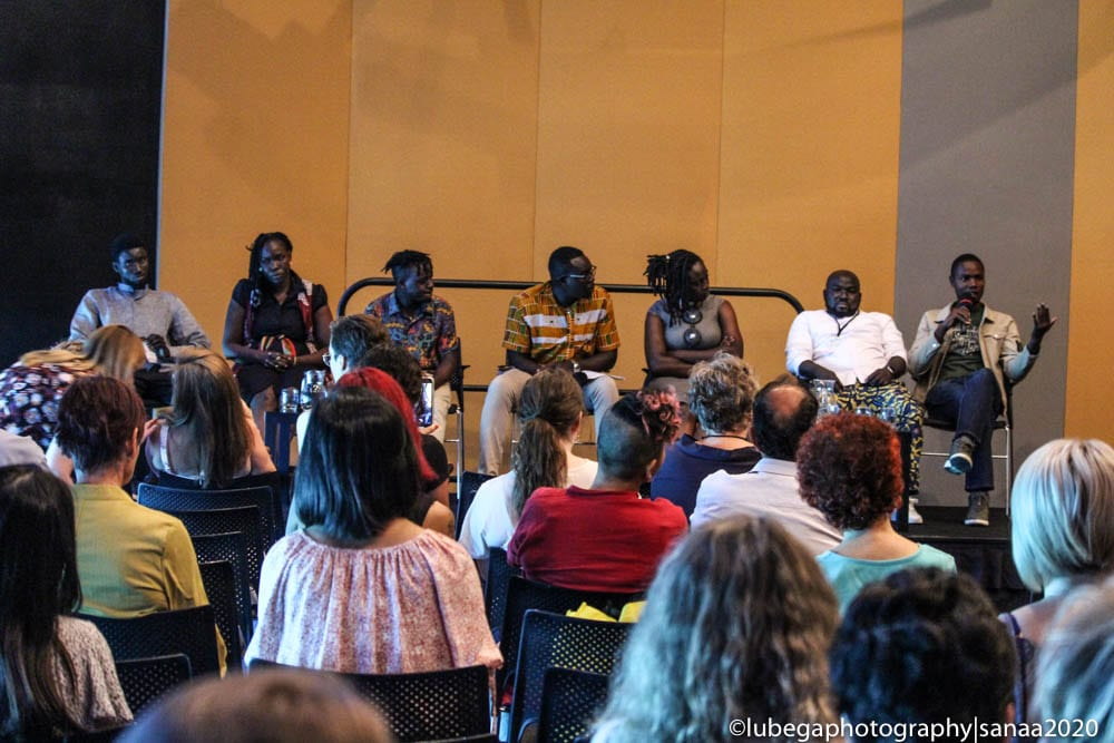 2020 Sanaa Artist Talk