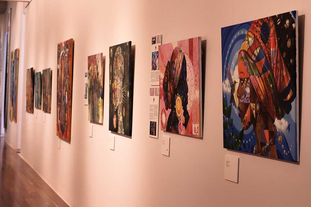 Hawke Centre, 2020 Sanaa Exhibition