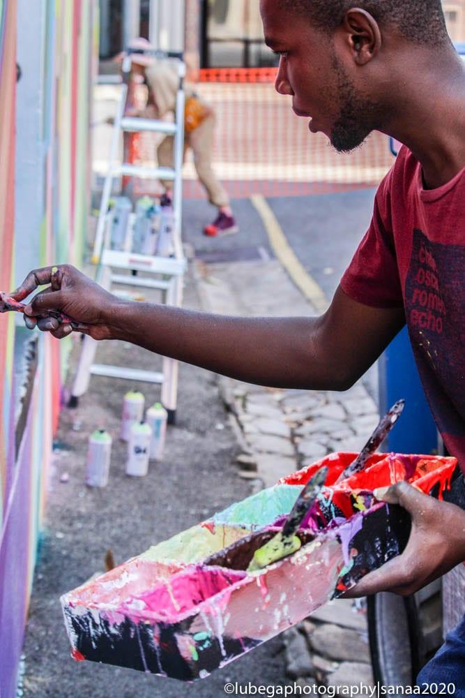 Viktart Mwangi, Sanaa Street Art 2020