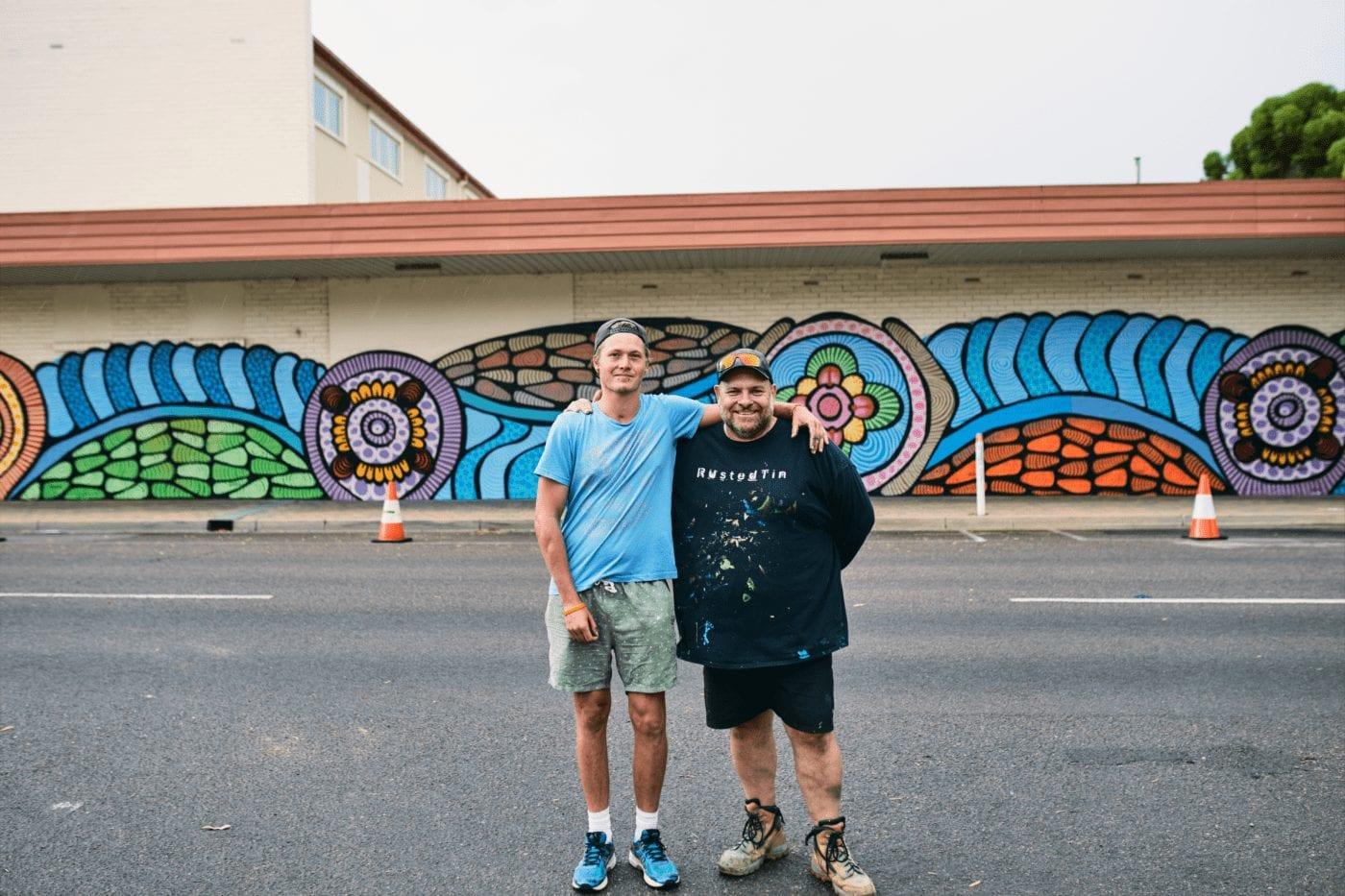 Scott Rathman and Ashton Filmer, Port Augusta